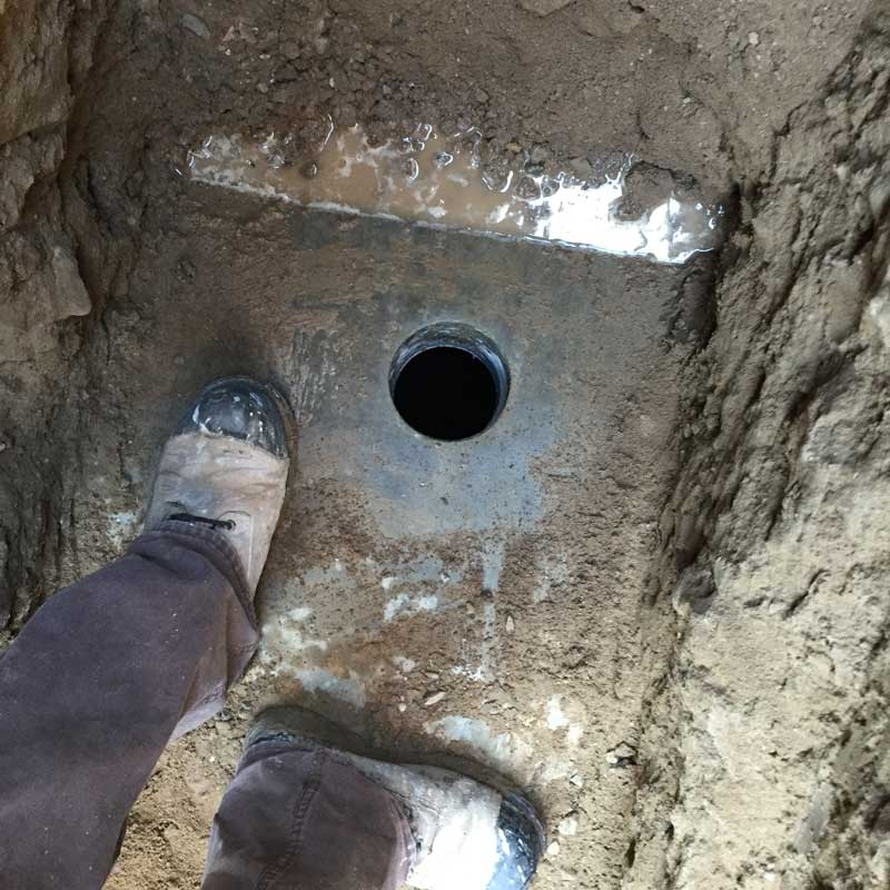septic tank pumping regularly is reccomended