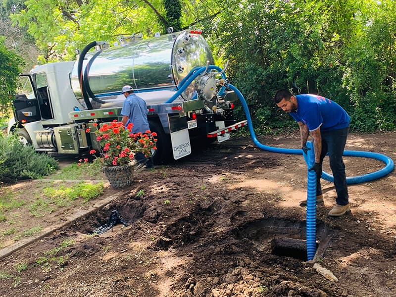 septic tank inspection near me